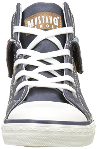 Mustang Damen 1146-503-800 High-Top Blau (800 dunkelblau)