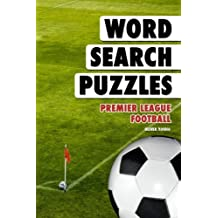 Word Search Puzzles: Premier League Football: Volume 2 (Word Search Books for Adults)