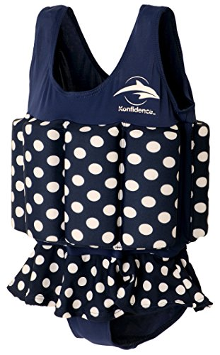 Konfidence Float Suit - Polka Dot (2-3 Years)