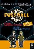 Leon, der Slalomdribbler & Felix, der wirbelwind: Die Wilden Fußballkerle - Doppelband 1
