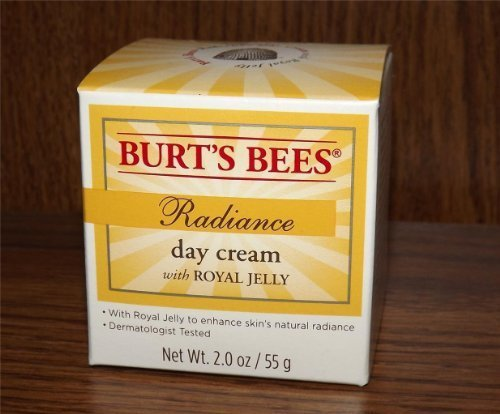 burts-bees-radiance-day-cream-with-royal-jelly-moisturizer-99-natural-2oz-55g-by-burts-bees
