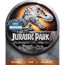 Jurassic Park III - Limited Edition Metal Tin Packaging