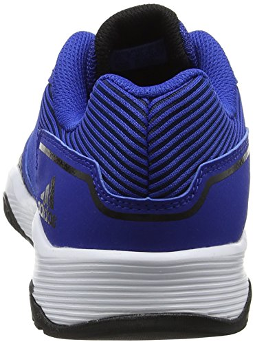 adidas Gym Warrior 2, Scarpe Indoor Multisport Uomo Blu (Collegiate Royal/utility Black/ftwr White)