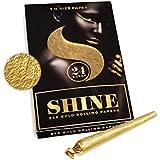 Shine 24 K Gold - Papel de liar dorado