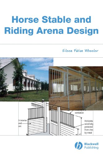 Horse Stable Riding Arena Design: An Agricultural Engineering Approach