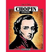 Chopin Piano Fácil - 4 Valses