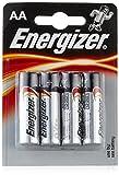 Energizer 627161 Alkaline Batteries Mignon Pack of 4