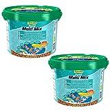 2 x 10 Liter Tetra Pond Multi Mix Hauptfutter für Gartenteichfische