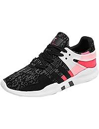 FOANA Zapato Casual de Moda para Hombres Zapatos cómodos Calzado Casual para Hombre Calzado para Correr