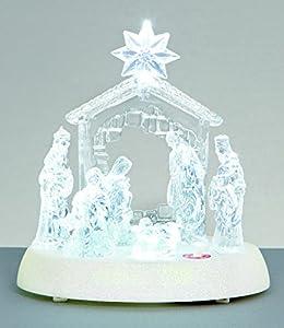 Premier 20cm de Navidad iluminan