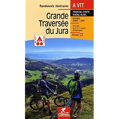 Grande traversée du Jura