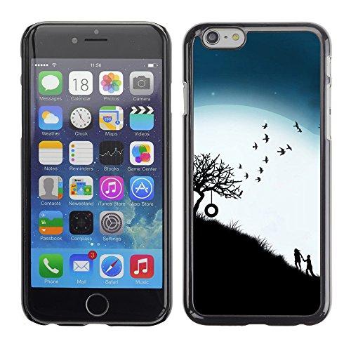 Graphic4You Art Hearts Design Harte Hülle Case Tasche Schutzhülle für Apple iPhone 6 / 6S Design #16