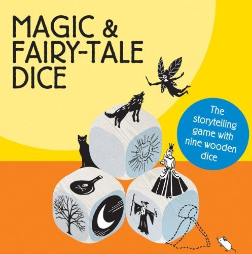 Magic and Fairy-tale Dice (Story Telling Game) by Magma Books (2012-10-01)