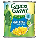 Produkt-Bild: Grünen Riesen Salzfrei Sweetcorn 340G (Packung mit 6)