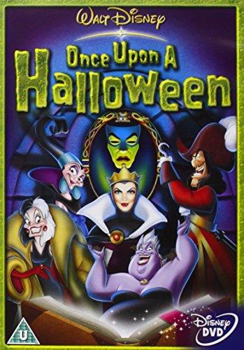 Once Upon A Halloween [UK Import] (Walt Disney Film Halloween)