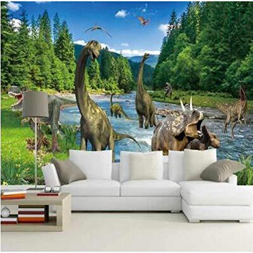 Custom Photo Wallpaper 3D Stereo Large Murals Jurassic