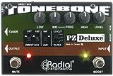 Tonebone pz-deluxe Commutateur Effets pour Guitare-Noir