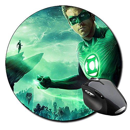 linterna-verde-green-lantern-ryan-reynolds-a-alfombrilla-redonda-round-mousepad-pc