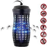Greatever Elektrischer Insektenvernichter - Mücken & Fliegenfänger – Insektenfalle zum Aufhängen gegen Fliegende Insekten - 100% Zufriedenheitsgarantie