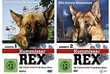 Die ersten Abenteuer - Staffel 1 & 2 (6 DVDs)