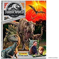 Panini Francia sa – Jurassic World Movie 2 2 álbum, 2410 – 009