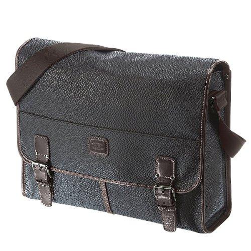 Bric´s Magellano cartella - cartella a tracolla 38 cm black brown schwarz/braun