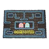 koko doormats - Felpudos Frikis y Divertidos para la Entrada de casa - Game Over - PVC, Coco, 40 x 60 cm