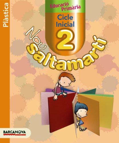 Nou Saltamartí. Plàstica 2 CI. Llibre de l'alumne (Materials Educatius - Cicle Inicial - Plàstica) - 9788448925154