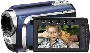JVC GZ-MG630Hybrid Camcorder (HDD & MicroSD, 60GB HDD, 35x Optical Zoom, 6,9cm (2,7Zoll) Display)