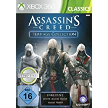 Assassin's Creed Heritage Collection - [Xbox 360]