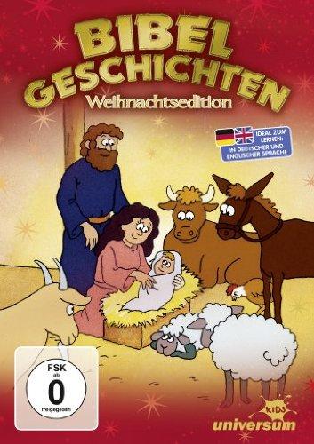 Bibel Geschichten - Weihnachtsedition