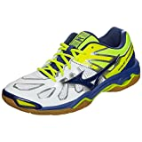 Mizuno Wave Phantom Nautical Blue/ClownF - 12
