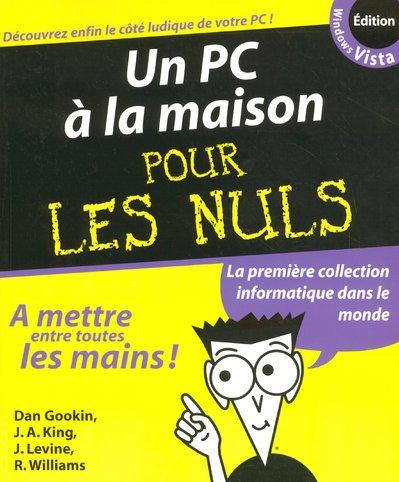 PC MAISON PR NULS WIND VISTA par DAN GOOKIN