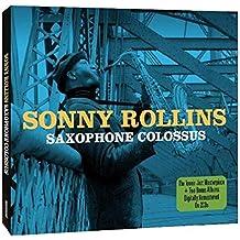 Saxophone Colossus   2cd