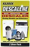 2 packs of Kilrock Descalene Descaler for Washing Machines & Dishwashers