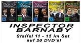 Inspector Barnaby, Vols. 11-15 (20 DVDs)