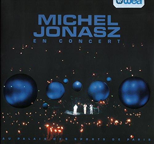 Nana Mini (Michel Jonasz en concert au Palais des Sports de Paris, 1985 - Y'a rien qui dure toujours - Super nana - Mini cassette - Les lignes téléphoniques - Lucille - J'veux pas qu'tu t'en ailles - La Tère et le Père - Unis vers l'Uni - C'est la nuit - La boîte de Jazz - La F.M. qui s'est spécialisée Funky - Joueur de Blues + 3 titres inédits (ne sont pas sur le CD !) : 25 piges dont 5 au cachot, - de l'amour qui s'évapore et les fourmis rouges (Vinyle double album 33 tours, LP 12