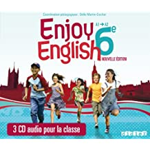 New Enjoy English 6e - CD classe