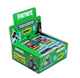 Panini 098204 Sammelkarten Fortnite, 24 Booster im Display, bunt
