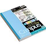 Kokuyo Campus Todai - Cuaderno de puntos –Semi B5(17 x 24,8 cm, 6mm, 35líneas x 30hojas)–Set de 5 colores