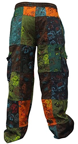 SHOPOHOLIC FASHION Herren Hose * Multi