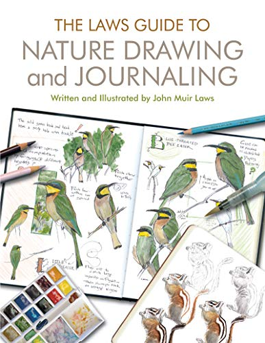 Laws Guide to Nature Drawing and Journal - Fine-art-tier-artwork