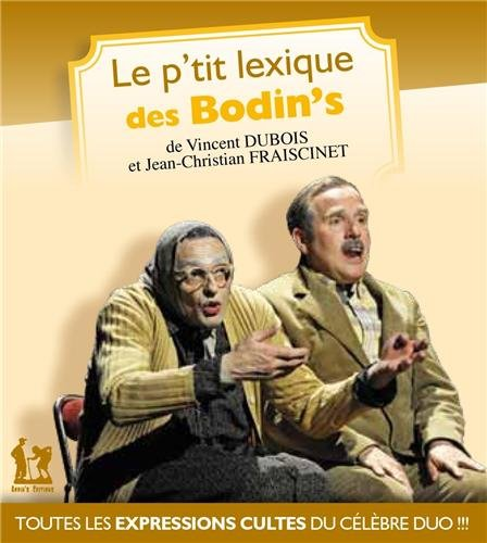 Le p'tit lexique des Bodin's