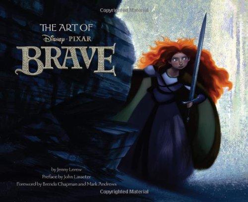 Art of Brave (Disney: Pixar) por Jenny Lerew