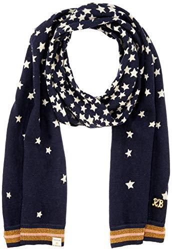 Scotch   Soda R´Belle Allover Printed Knitted Scarf, Echarpe Fille,  Multicolore ( 3e7aa23bed0