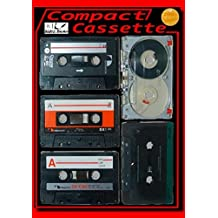 Compact Cassette - Meine Kassettensammlung - Sammelbuch/Notizbuch für Compact-Cassetten und MusiCassetten