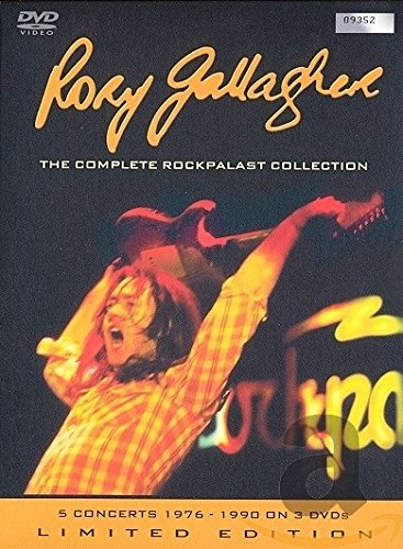 Rory Gallagher - Rockpalast Collection (3 DVDs) [Limited Edition]