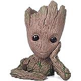 Baby Groot Bloempot Decoratie Action Figuur Planten Tuin Balkon Pennen uit de filmklassieker Fanartikel Geschenk I AM Groot (