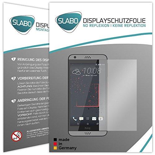 4 x Slabo Bildschirmschutzfolie für HTC Desire 530 / 630 Bildschirmfolie Schutzfolie Folie Zubehör
