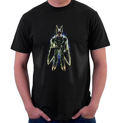 Dragon Ball Z Men's T-Shirt (Dragon Ball Z Cell Shirt)